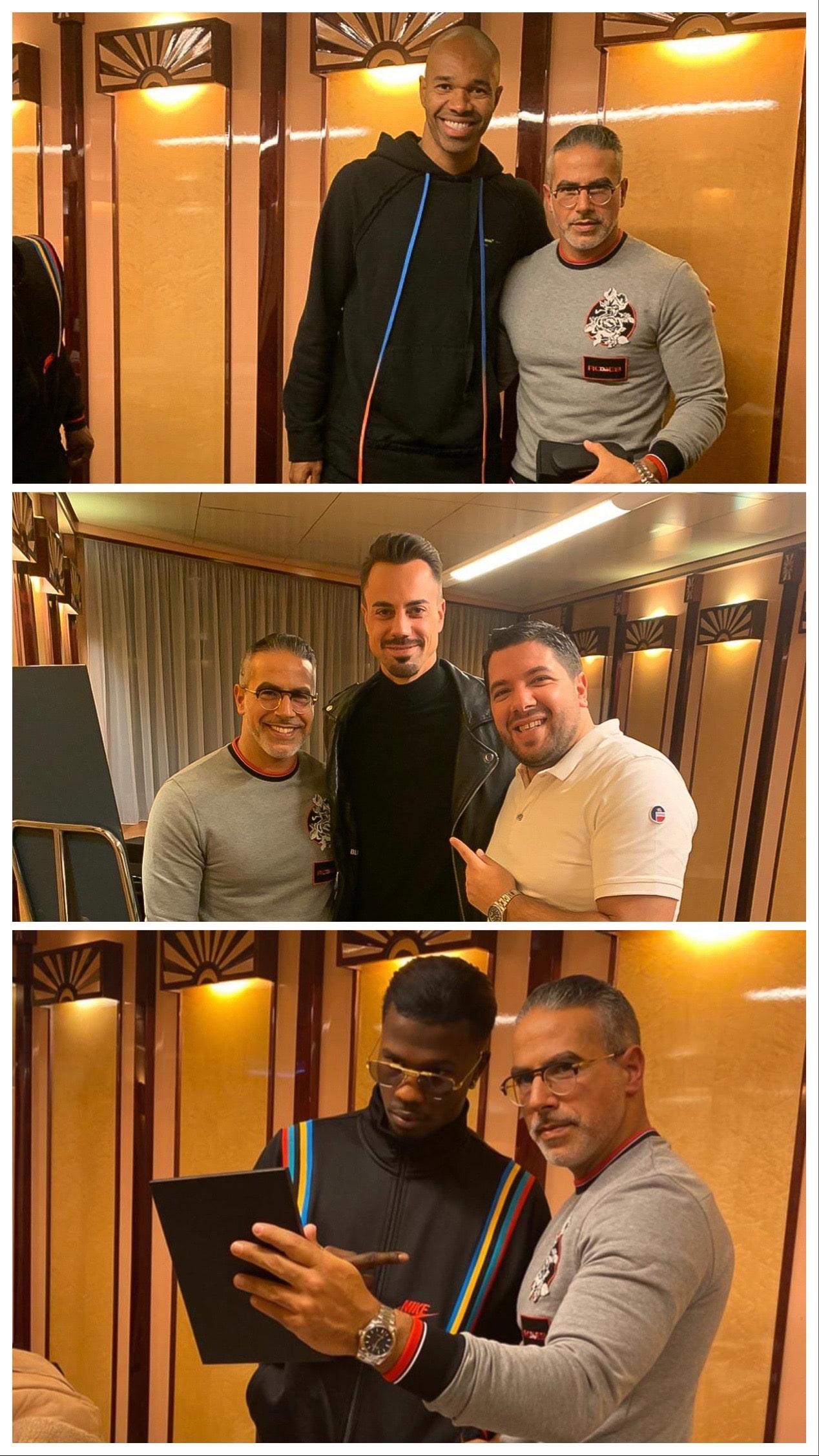 En direct avec l'équipe de l'AS Monaco !